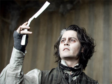 A scene from Sweeney Todd: The Demon Barber of Fleet Street