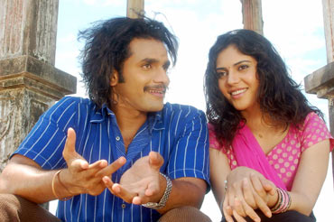 Murali and Shireen in Sihigaali