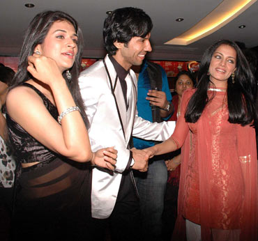 Shraddha Das, Aanaahad and Celina Jaitley