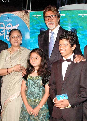 Jaya Bachchan, Amitabh Bachchan