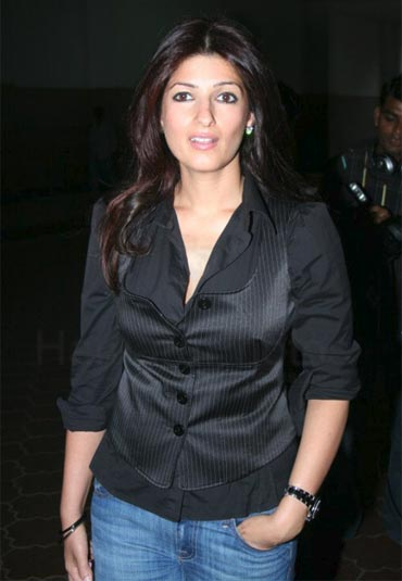 Twinkle Khanna