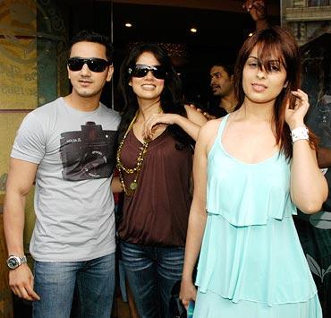 Rehan Khan, Vidya Malvade and  Anjana Sukhani