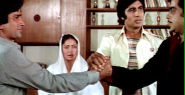 A scene from Shaan