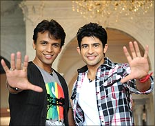 Abhijeet Sawant and Hussain Kuwajerwala