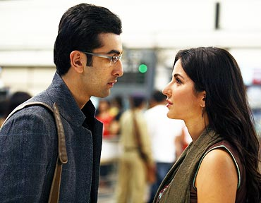 A scene from Raajneeti