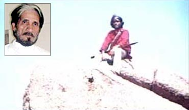 Macmohan in Sholay