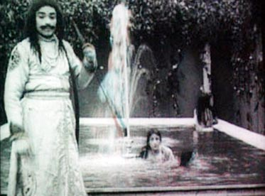 A scene from Raja Harishchandra