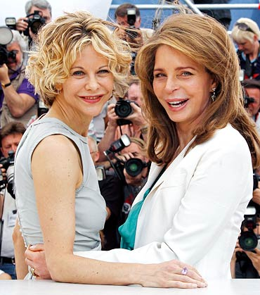 Meg Ryan and Queen Al Hussein of Jordan