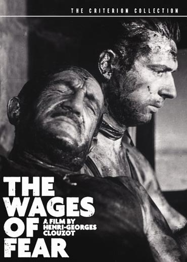 A scene from The Wages of Fear