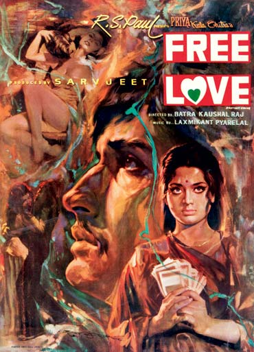A poster of Free Love