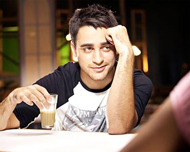 Imran Khan in I Hate Luv Storys