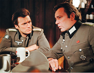 A scene from Where Eagles Dare