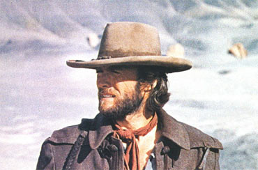 A scene from The Outlaw Josey Wales