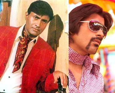Dev Anand and Rannvijay Singh