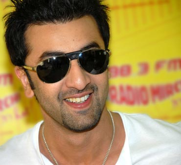 Ranbir Kapoor