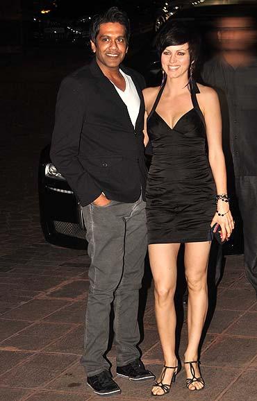 Rocky S and Yana Gupta