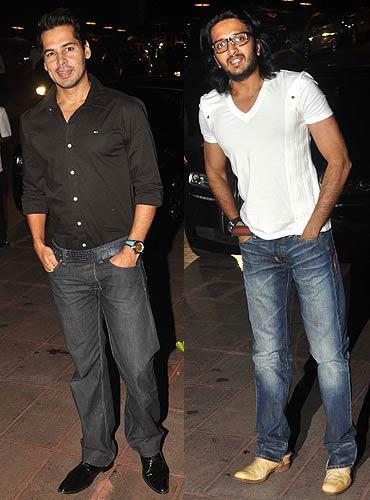 Dino Morea and Riteish Deshmukh