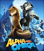 A poster of Alpha and Omega