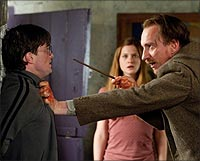 A scene from Harry Potter And The Deathly Hallows