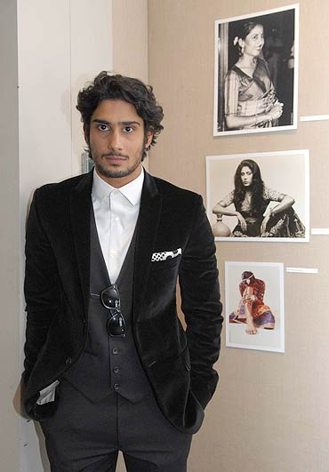 Prateik Babbar, the resemblance to his mother is so evident