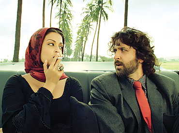 A scene from Guzaarish