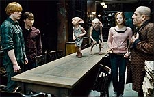 A scene from Harry Potter and the Deathly Hallows Part 1