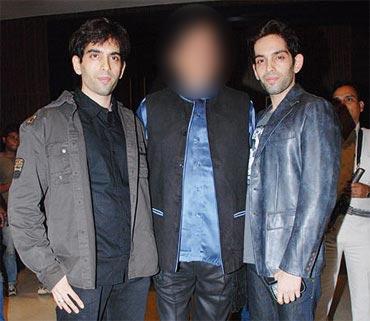 Azaan and zahaan khan