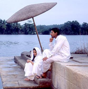 A scene from Water