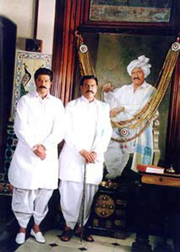 A scene from Virasat