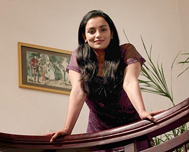 Swetha Menon in City of God