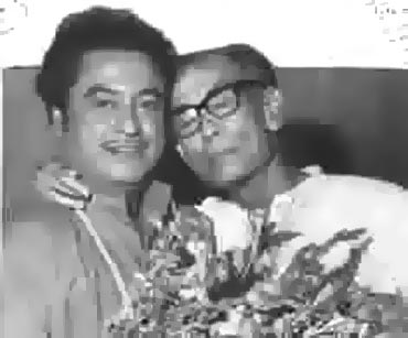 Kishore Kumar and S D Burman