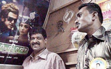 Anandraj and Johnson