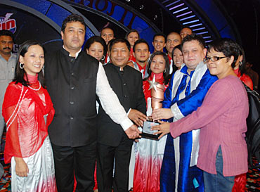 The Shillong Choir