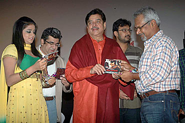 Priya Mani, Shatrughan Sinha and Mani Ratnam