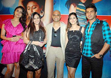 Bianca Desai, Jennifer Kotwal, Indrajit Lankesh, Sada and Dhyan