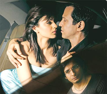 Kangna, Kay Kay and Sharman Joshi