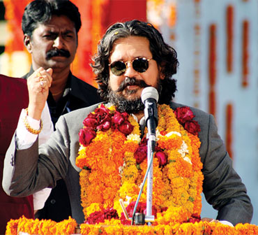 Amol Gupte in Phas Gaye Re Obama
