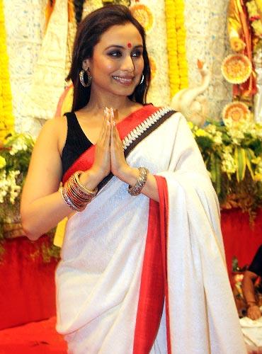 Rani Mukjherji