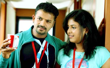 Jayasurya and Anjali