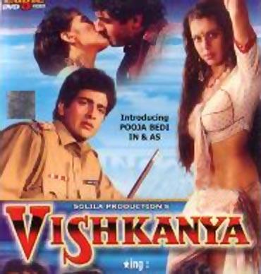 A poster of Vishkanya