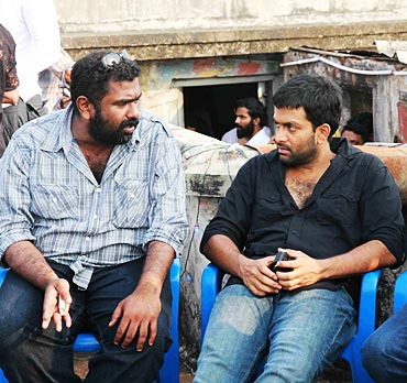 Amal Neerad and Prithviraj