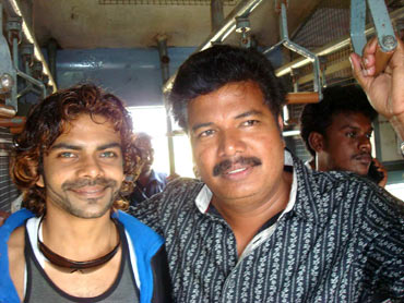 Raaghav and Shankar