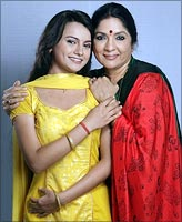 Vandana Joshi and Neena Gupta