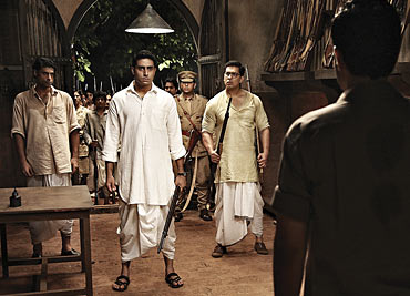 A scene from Khelein Hum Jee Jaan Sey