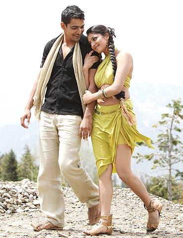 A scene from Thakita Thakita