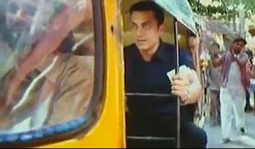 A scene from Ghajini