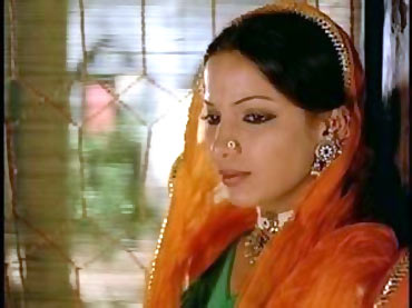 A scene from Shatranj Ke Khiladi