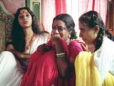 A scene from Mandi