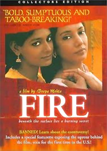 A poster of Fire