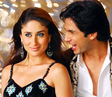 A scene from Jab We Met